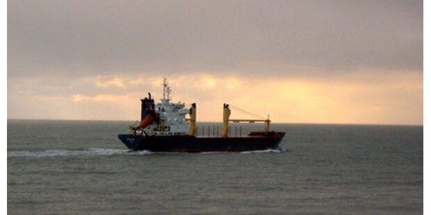 Reederei erhielt Lösegeldforderungen