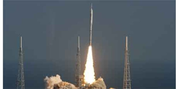 Ares-1-X-Rakete gestartet