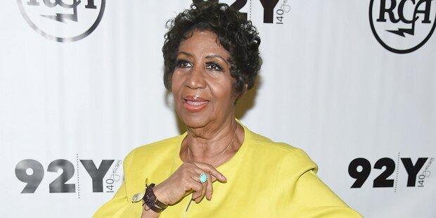 Soul-Legende Aretha Franklin ist tot