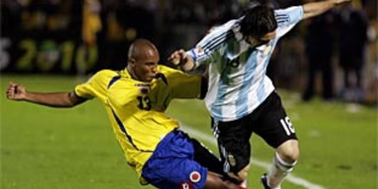 Jetzt stolperte auch Argentinien