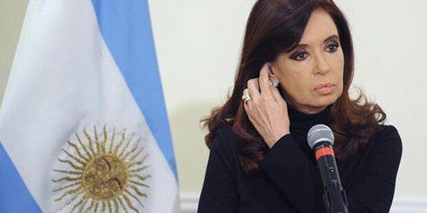 Argentinien droht zweite Staatspleite