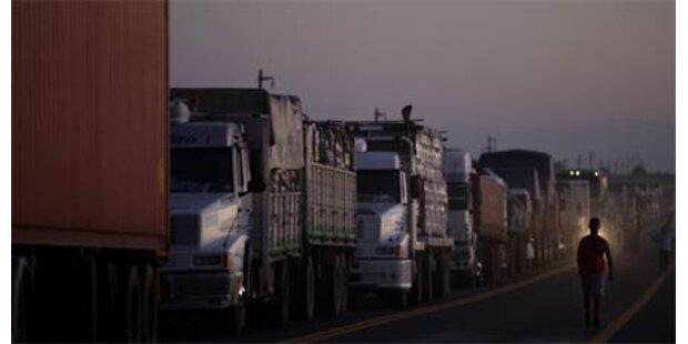 Kein Fleisch und Mais in Argentinien