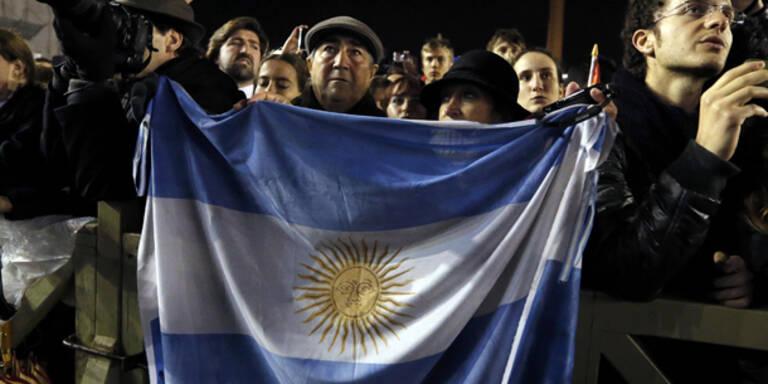 Südamerika jubelt über Papst