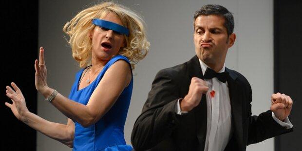 Maria Furtwängler gab Theater-Debüt