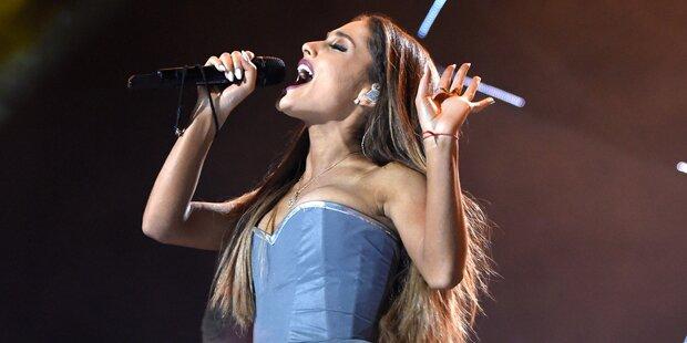 MTV Awards: Ariana Grande räumt ab
