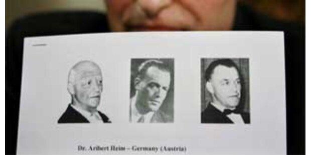 Österreicher Heim meistgesuchter NS-Verbrecher