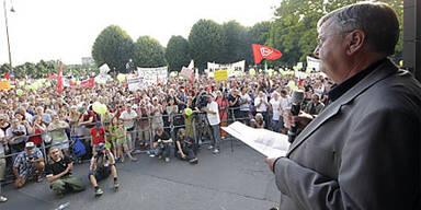 Tausende bei Demo für Arigona
