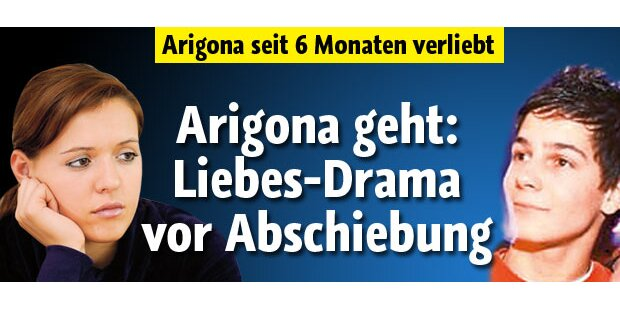 Arigona: Das ist ihr geheimer Freund