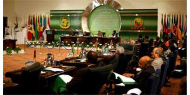 Zerreißprobe für Afrik. Union nach Simbabwe-Wahl