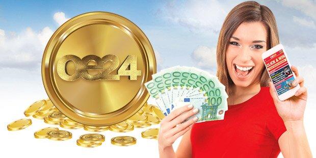 Erstmals gibt es auf oe24 Cash fürs Artikel lesen