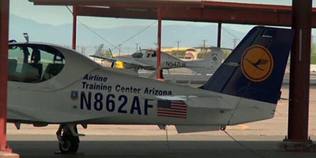 Hier lernte der Todes-Pilot das Fliegen