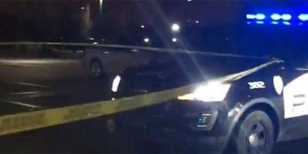 Streit im Straßenverkehr: Bub (3) erschossen