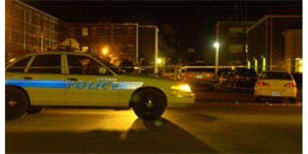 Zwei Tote nach Schießerei auf Universitätsgelände