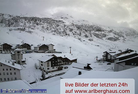 Webcam Schnee