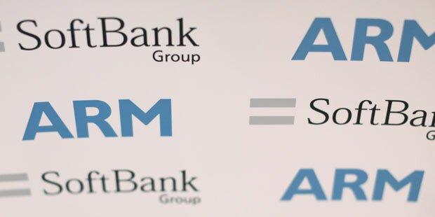 Softbank kauft König der Smartphone-Welt