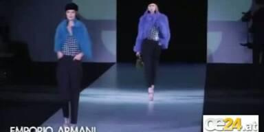 Armani Herbst/Winter Kollektion