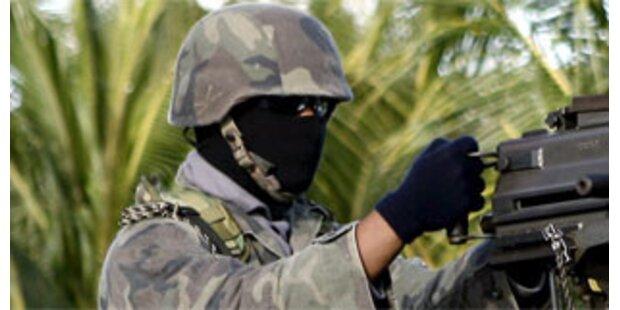 Armee entmachtet Polizei in Mexiko