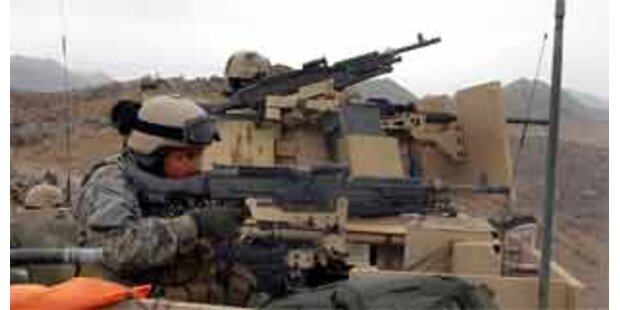 NATO-Offensive gegen Taliban in Süd-Afghanistan