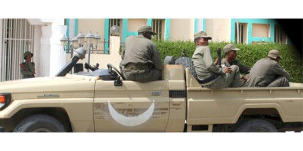 Militär-Putsch in Mauretanien