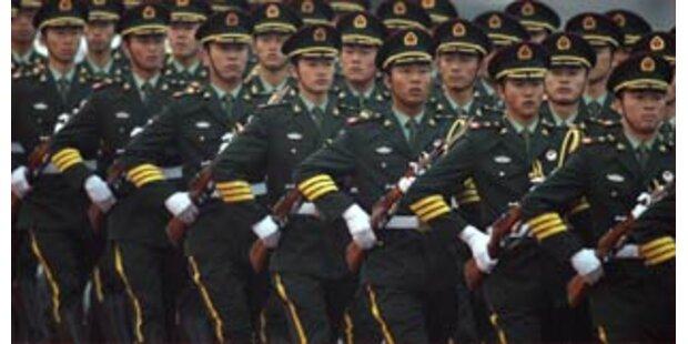 Peking und Washington richten