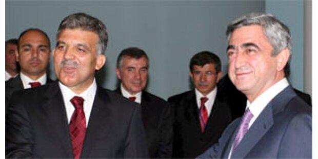 Türkei und Armenien gehen aufeinander zu