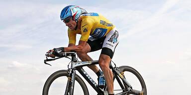 Armstrong bangt um Tour-Siege