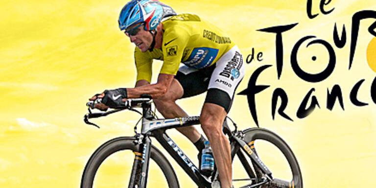 Geht's Armstrong jetzt an den Kragen?