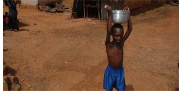 Weltweit leben 1,4 Milliarden Menschen in Armut