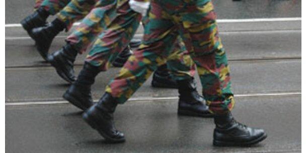 Militär-Fitness boomt in Großbritannien