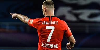 Arnautovic-Bruder: 'Marko bleibt in China'