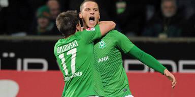 Marco Arnautovic Werder Bremen