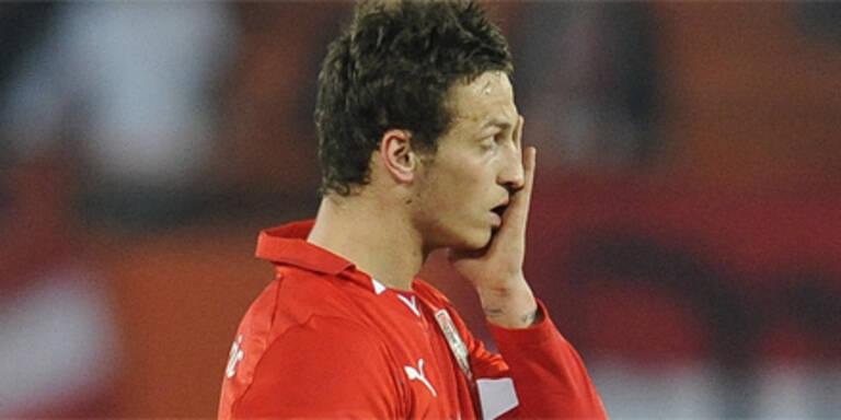 Darum flog Arnautovic aus dem Team