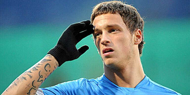 Arnautovic verlässt Inter Mailand