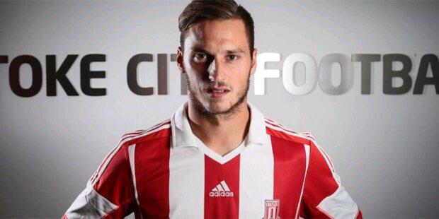 Arnautovic wechsel zu Stoke City