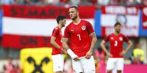 0:3 – Österreich verliert gegen Brasilien