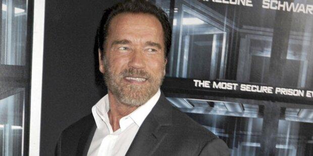 Arnie feiert Comeback