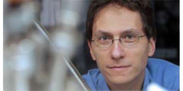 """Austro-Nobelpreis"" an Quantenphysiker Arndt"