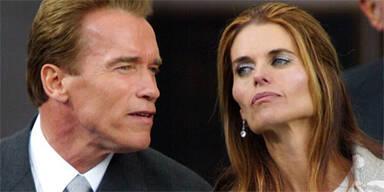 Arnold Schwarzenegger Maria Shriver