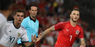 ÖFB-Team besiegt WM-Gastgeber