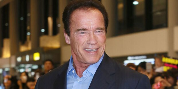 Weihnachten mit Arnie, Wurst & Co.