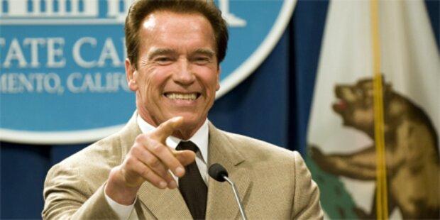 Schwarzenegger begnadigt Mörderin