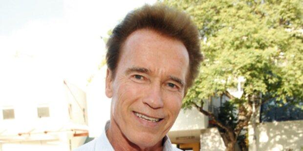 Bangen um Arnie-Besuch in Kitzbühel