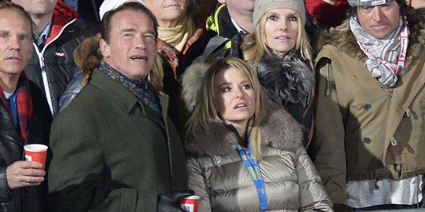 Schwarzenegger pfeift auf Kitzbühel