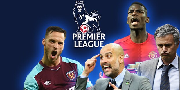 So läuft das Premier-League-Spektakel