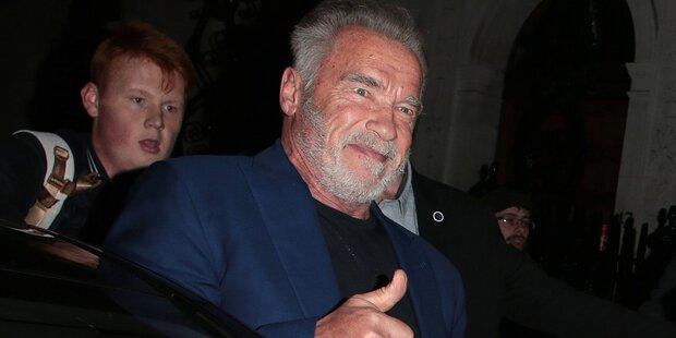 Hahnenkammrennen: Arnie wieder dabei