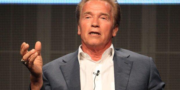 Arnie: Mutter bangte um seine Sexualität