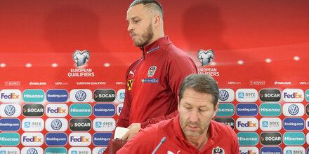 ÖFB-Team: Das sagt Foda zu Arnie-Wechsel