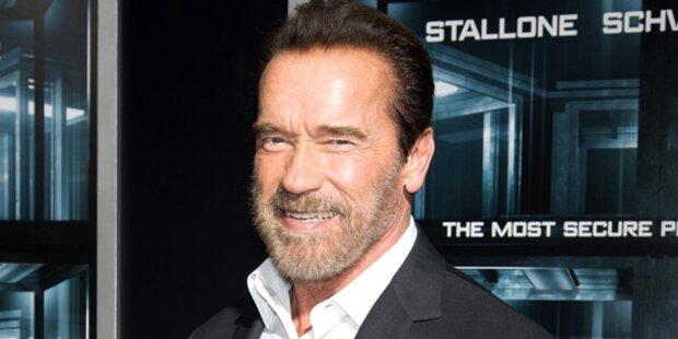 Arnie braucht