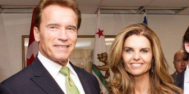 Liebes-Comeback von Arnie & Shriver?