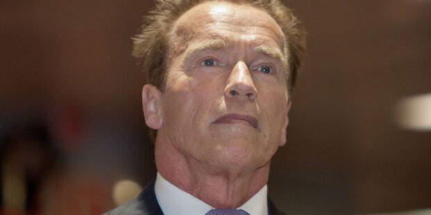 Arnie gibt